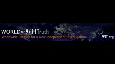 Worldwide petition for a new investigation into 911 by World for 911 Truth