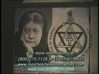 Freemasons and occultist Madame Blavatsky