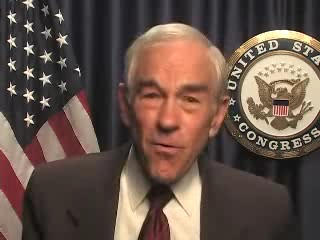 Ron Paul exposing the secret government and their evil plans