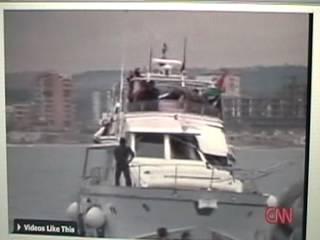 Cynthia McKinney SLAMS Israeli Navy