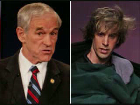 Sacha Baron Cohen Ron Paul says I should have punched Bruno