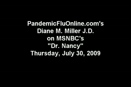 H1N1 'Swine Flu' VACCINE Pandemic LIES AND PROPAGANDA FROM MSNBC - Anthony Facui, M.D.. Director, National Institute of Allergy and Infectious Diseases