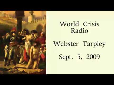 Webster Tarpley World Crisis Radio Sept. 5 2009