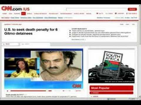 FLASHBACK- US to seek death penalty in 9/11 case ! HTSR 021108