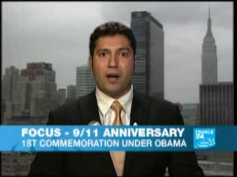 WeAreChange.org / 9/11 Family member Manny Badillo on France 24 News -  NYCCAN.org