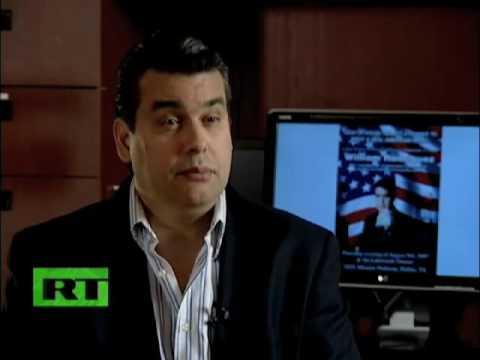 William Rodriguez, Last Survivor of World Trade Center, interviewed by Russia Today