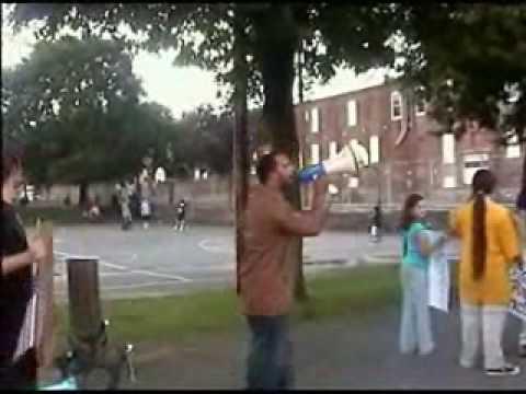 The Protest Against Public Surviellance Footage Part 1