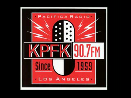 Roseanne Barr: 9/11 Was an Inside Job - KPFK 90.7FM Los Angeles - opening excerpt