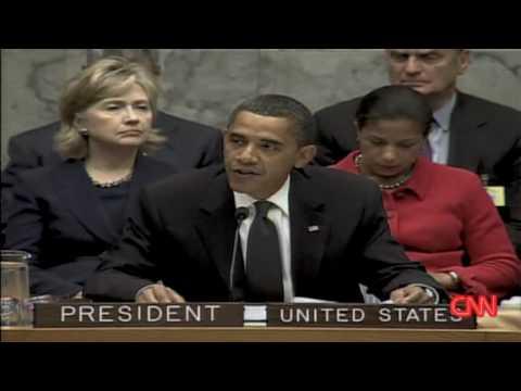 """cnn - obama """"president of the world"""""""
