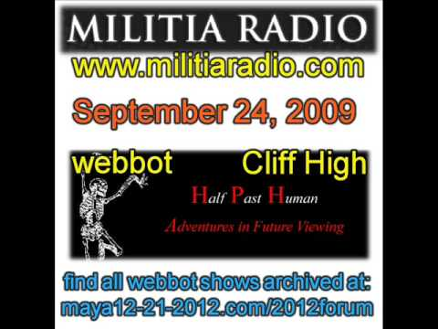 PART NEW 1/10 Web Bot Cliff High September 24, 2009