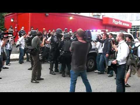 G-20 Arrest
