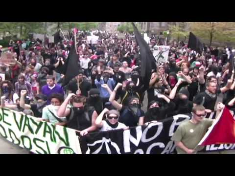 Democracy 101: Pittsburgh G20 Protests and the Police Occupation of Pitt University