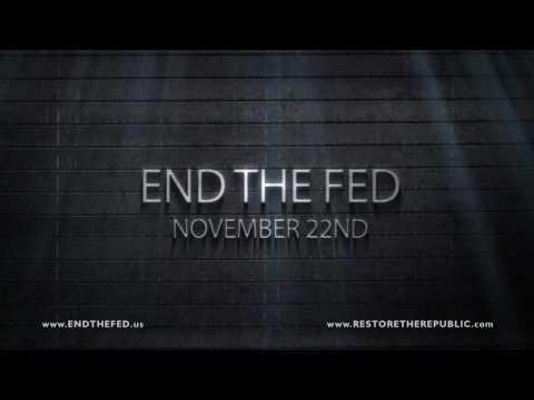 [VIRAL V I D E O ALERT] - END THE FED Groups are mobilizing NOW!!!