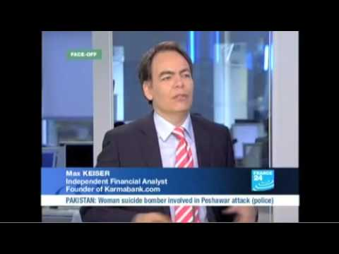 "Max Keiser - Face Off - ""Is the Crisis Over?"""