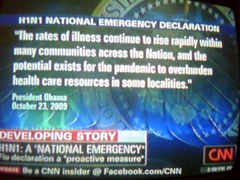 US Military prepares to close all borders under H1N1 national emergency
