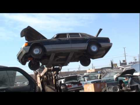 Cash For Clunkers Graveyard - Undercover Investigation