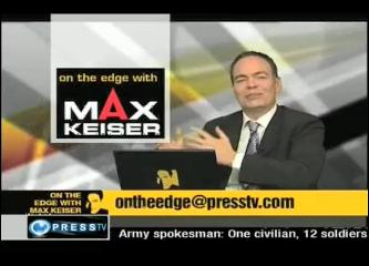 On the Edge with Max Keiser Nov. 6 2009