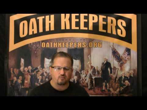 Oath Keepers Constitutional Care Package Drive Video
