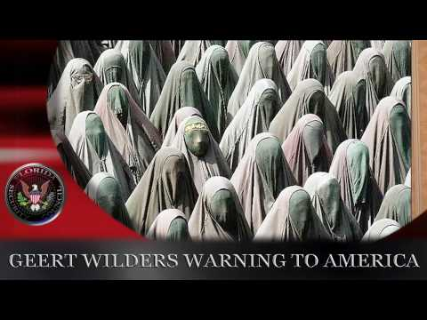 What do you think of this: Geert Wilders Warning to America