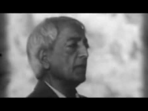 Jiddu Krishnamurti - Radical Revolution