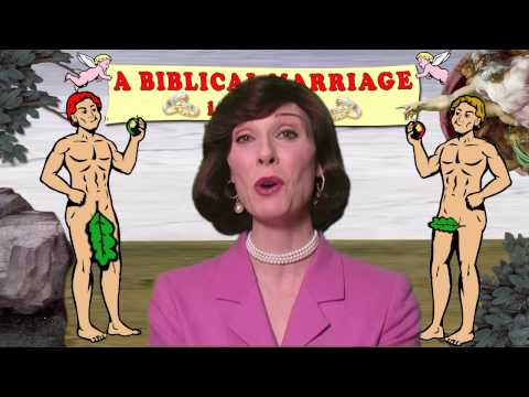 Biblical Marriage - WARNING COULD BE OFFENSIVE TO SOME