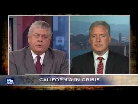 John Dennis on Freedom Watch with Judge Napolitano