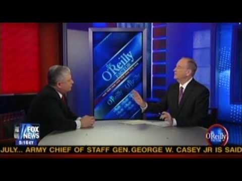 """BILL """"I DON'T CARE ABOUT THE CONSTITUTION"""" O'REILLY"""