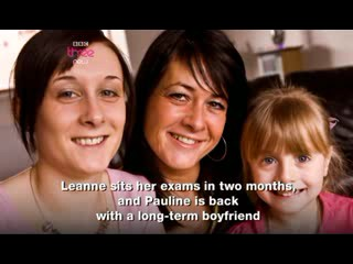 Britain's Youngest Grannies