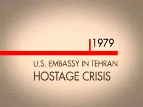 Timeline of US-Iran Relations