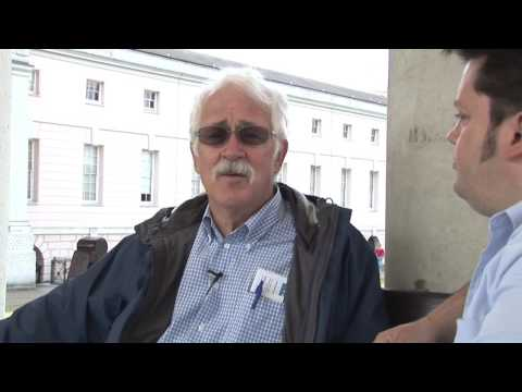 Winston Shrout in London