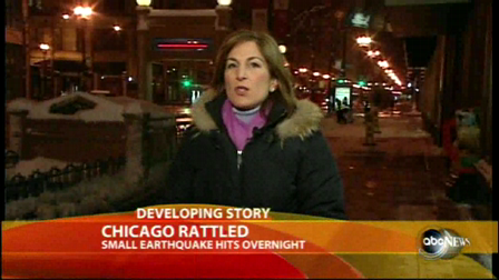 Rare earthquake rattles Chicago - 100210