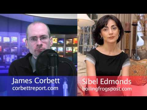 "Sibel Edmonds Speaks Out on Whistleblower ""Protections"" (1/5)"