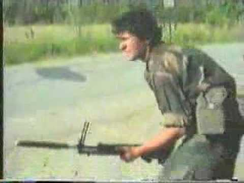 Yugoslavian SKS launching grenade - Battlefield