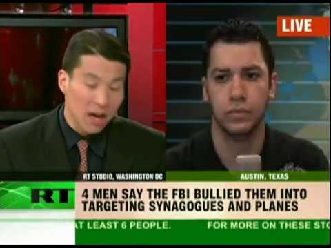 Jason Bermas: The Feds Are Planting Terrorists