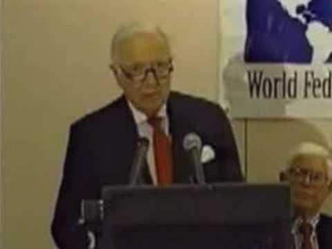 World Federalist Association - Walter Cronkite, NWO, WTF