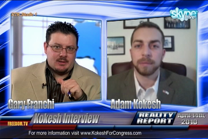 Reality Report Special Interview - Adam Kokesh
