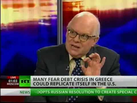 Tarpley predicts 2nd wave of global crisis emerging from Greece