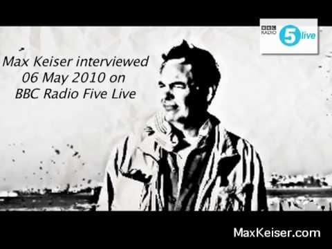 Max Keiser - Radio Five Live - 06 May 2010