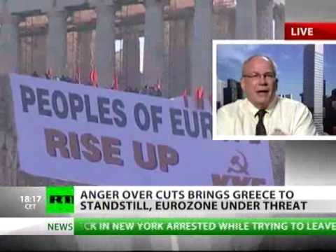 William Engdahl: Financial Warfare Against the Eurozone