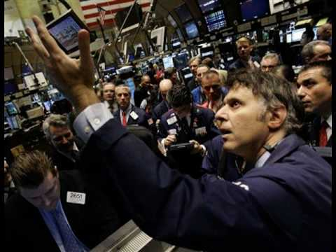 Amazing Audio From The S&P 500 Pits As The Market Goes Into Complete Collapse