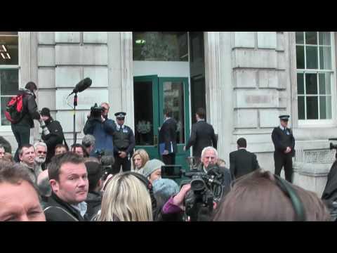 Love Police Raid English Elitist Press Conference