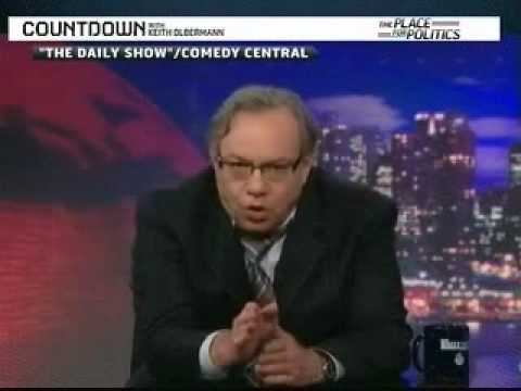"Lewis Black: Glenn Beck has ""Nazi Tourettes"""