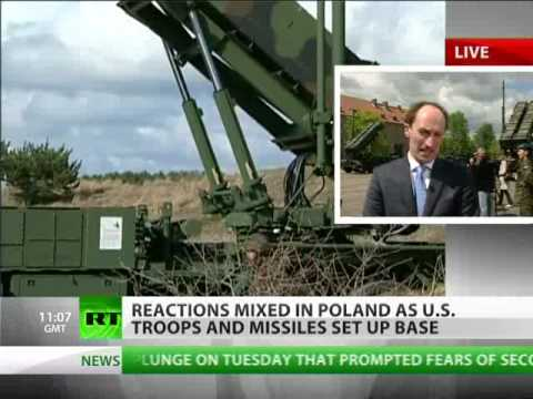 Battery Matter: US Patriot missiles installed in Poland