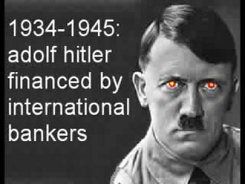 EVIL BANKERS CONTROLTHE WORLD