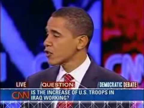 Ron Paul Correctly Predicts Obama Lie