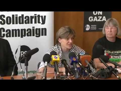 United Nations asked for these aid ships to go to Gaza and break the blockade!