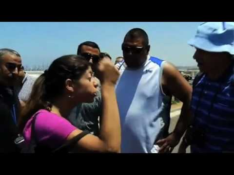 """Israeli Protest at Ashdod: """"They should have wiped out the whole ship"""""""