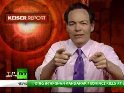 Keiser Report №50: Markets! Finance! Scandal!