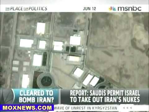 Saudi Arabia Approves Israeli Jets To Use Saudi Airspace To Bomb Iran