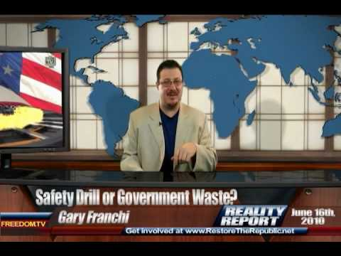 REALITY REPORT #49 - Exclusive: Chicago Terror Drill Footage